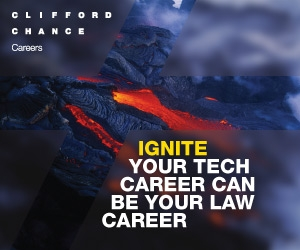 Clifford Chance launches law tech training contract